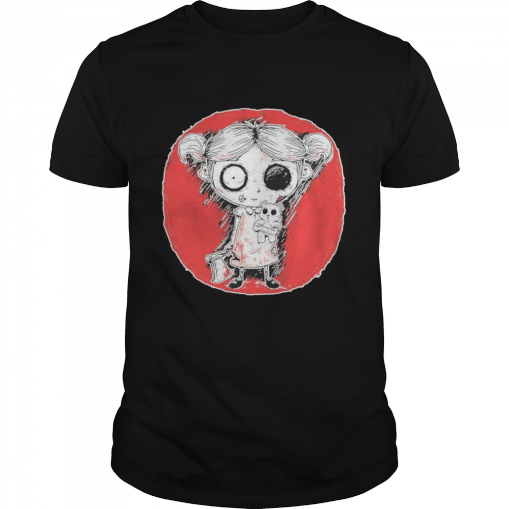 Don't Starve Together Zombie Willow Shirt