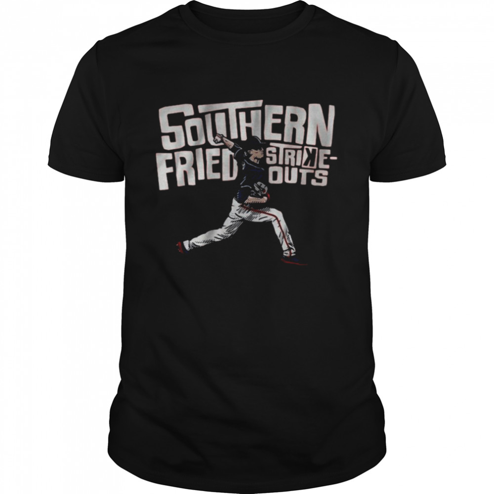 Max Fried Southern Fried Strikeouts Shirt