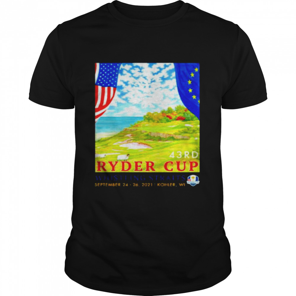 Ryder Cup Whistling Straits Shirt