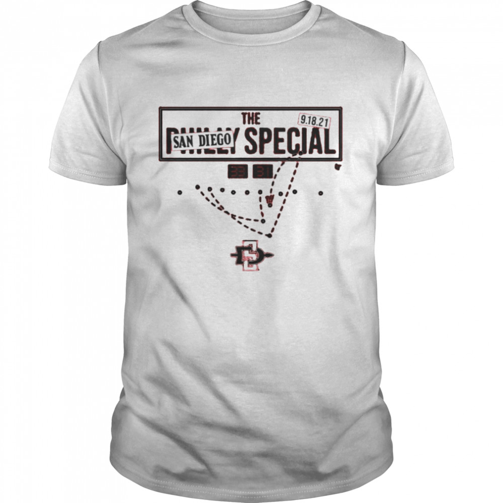 San Diego State The Special Shirt