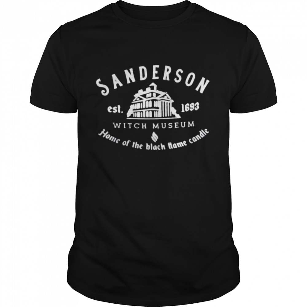 Sanderson Sisters Witch Museum Halloween Shirt