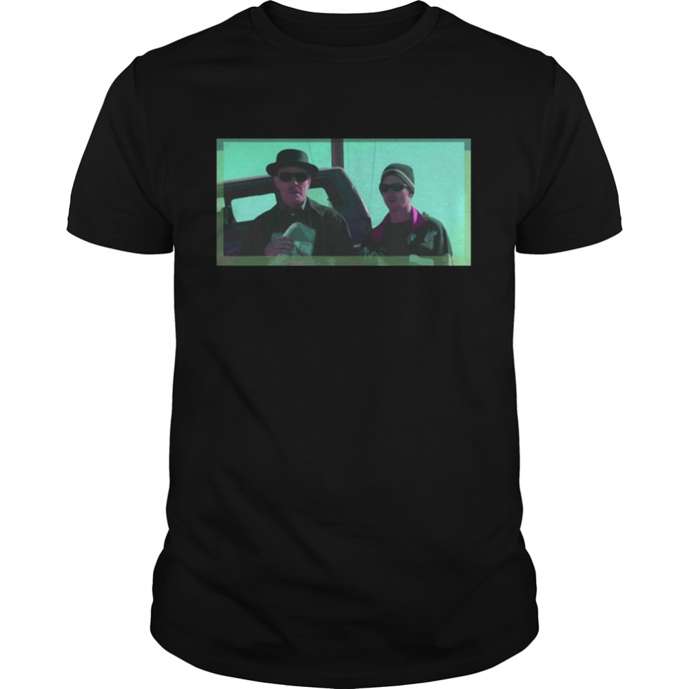 Breaking Bad Walter And Jesse Poster Shirt